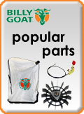 billy goat popular parts